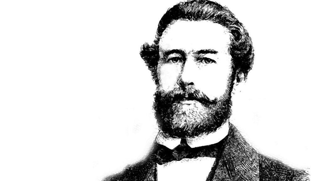 Dr. Daniel Moritz Gottlob Schreber (1808–1861)